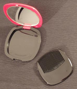 Articles f minins miroirs laque japonais miroir sac for Miroir japonais